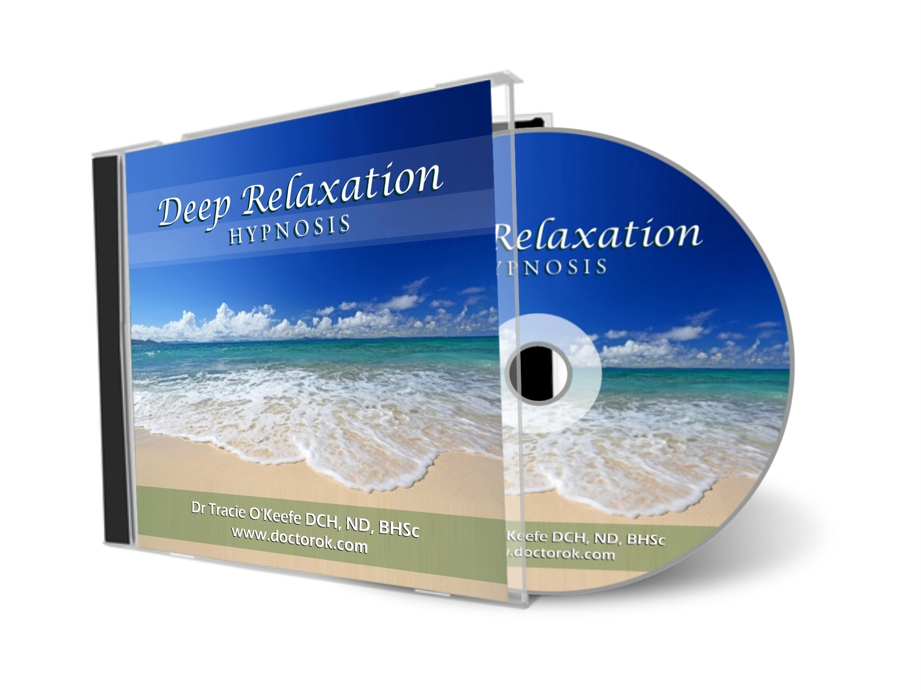 deep relaxation cd sticking out
